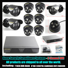camera home security outdoor,camera for monitoring system kit,camera 8 channel cctv system DVR