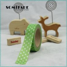 Heat Resistance Custom Heat Resistant Rubber Shrink Masking Tape For Diy Hand-Made Art Working