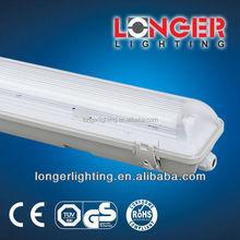 18W/36W/58W ISO9001/CE/ROHS/GS/BSCI waterproof fluorescent light fixture