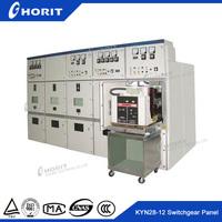 ISO9001 KYN28-12 High Medium Voltage VCB Switchgear Metal Clad Power Electrical Distribution Box
