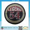 Custom high quality woven patch for garment/ bag/ jacket