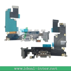 Hot sale in alibaba express mobile phone spare parts for iphone 6 plus mobile phone flex cable