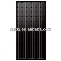 Black Mono-crystaline Solar Panel/PV Module 195W