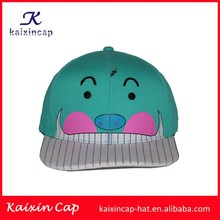 custom wholesale high quality funny child snapback cap