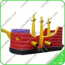 2015 hot sale ! cheap wholesale inflatable pirate ship bouncer