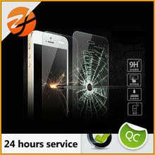 Factory price 9H hardness 0.3mm thickness 2.5D round edge tempered glass screen protector for Nokia Lumia C7
