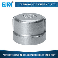 Custom made quality-assured hot selling valve end cap malaysia