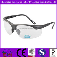 Wholesale anti scratch Protective eyewear ANSI Z87 safety glasses industrial goggles with cheap price