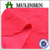 Mulinsen Textile Hot Sale Polyester Knitted Stretch New Fashion Jacquard Fabric Types