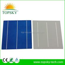 "best solar cell price 156mm x156mm 6"" 2BB/3BB Poly Solar Cell,Multi solar cell Solar panel from Taiwan"