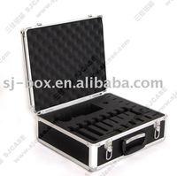 Aluminum Instrument Case with Customized Foam Inserts
