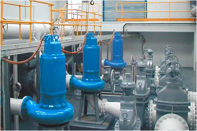Hebei Chemicals Centrifugal Submersible Pump for clean and sewage water