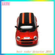 best automotive sticker anti radar detector for all used and new cars HD Led display and two voice warning avoid traffic ticket