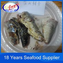 fresh seafood canned sardines