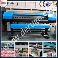 lona/vinil printer 3.2m DX7 head eco solvent digital print machine