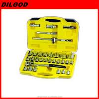 32pcs crv socket set socket wrench hand tool set , car repair tool kit