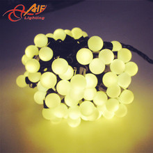 Hot holiday pvc wire 17mm ball light home window use flashing led bouncing ball