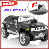 GT-330C Electric Spy Video Iphone Wifi RC Car with Camera hummer h2 trucks