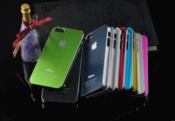 aluminum phone case hard phone case for iphone