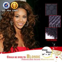 african no kanekalon hair braid,body wave brazilian human hair extension for black women celebrities