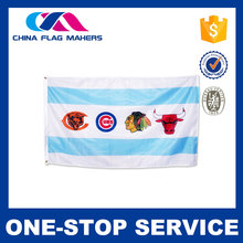 Outdoor event display promotion and sports advertising banner