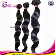 virgin indian brazilian and peruvian hair bulk wholesale pure indian remy virgin human hair weft