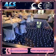 2015 ACS led starlit twinkling dance floor tile floor sofa