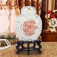Jingdezhen ceramic egg porcelain egg for decoration
