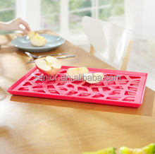 plastic storage tray fruit tray