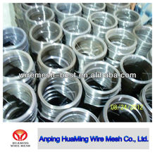 hot dipped /electro galvanized steel wire