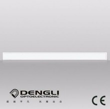 1500x300mm ultra thin led panel light for office garage bank hospital waiting room restaurant