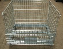 Steel Wire Mesh Storage Cage