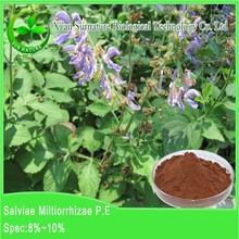 High Quality Best Selling organic Dan shen powder wholesale