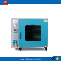 Lab chemistry industry vacuum drying oven equipment