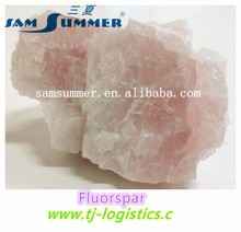 High Quality Fluorspar Lump With Competitive Price
