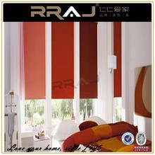 blackout roller blind hotel window curtain