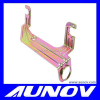 Kindle New customized galvanized stamped aluminum parts in Guangdong ISO9001:2008