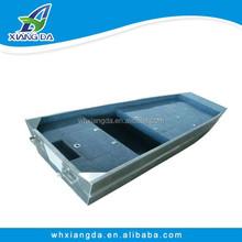 10ft flat bottom aluminum fishing boat