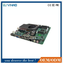Mini - ITX Intel 1037U + NM70 VWM-1037UW Industrial Motherboard with 12v dc power