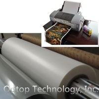 1 Inkjet Printable Blank PVA Water Transfer Hydrographic Printing Film A3 A4 Size