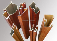 Wood Grain Event Wedding Aluminum Backdrop Stand Pipe Drape