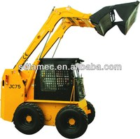 4 in 1 bucket for skid steer loader, combination bucket,