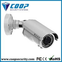 Outdoor Waterproof Parking Camera 60M IR Distance OSD Control Sony IMX322 CCTV License Plate Camera