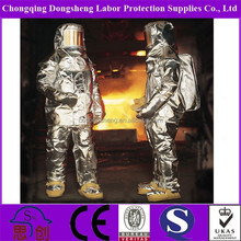 Advanced CCS Solas Approved Aluminized Fire Proximity Suit