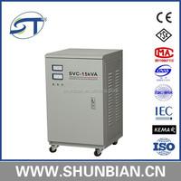 ST TNS Series automatic voltage stabilizer circuit diagram