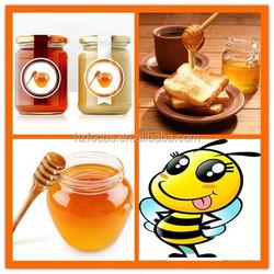 Natural honey+healthy food