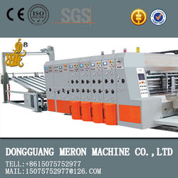 FYQ1370*2200 carton printing machine automatic die cutter and creasing machine