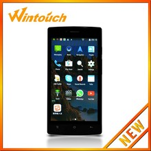 5 inch dual core quad slim smart phone with dual sim card