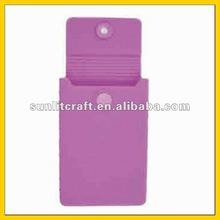 Color Vinyl ID Card Holder