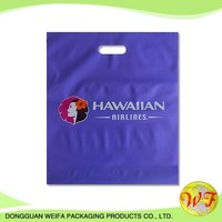 Recycle Die Cut Handle Heat Sealed Non Woven Bag Ultrasonic Shopping Bag
